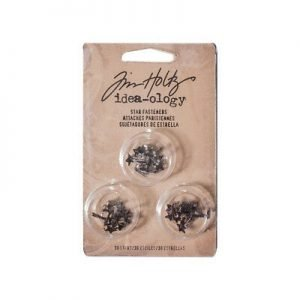 Ideaology Star Fasteners Tim Holtz