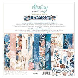 kit de papeles harmony