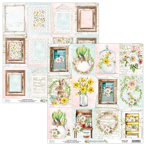 papel 06 beauty in bloom