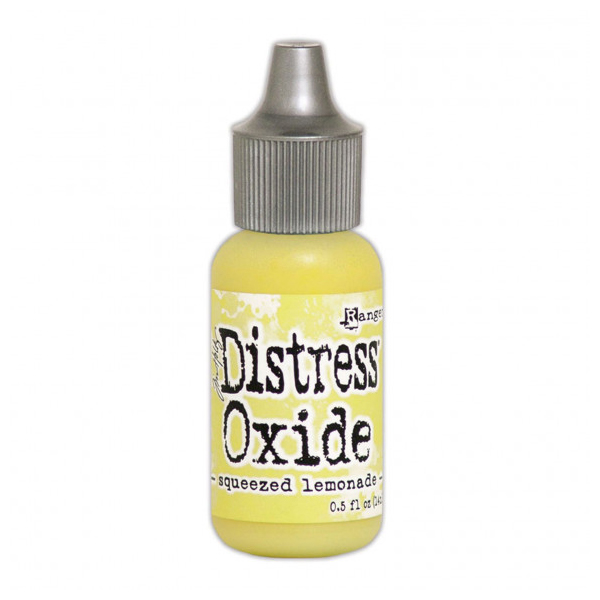 reinker distress oxide squeezed limonade