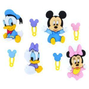 Botones-Disney-Babies