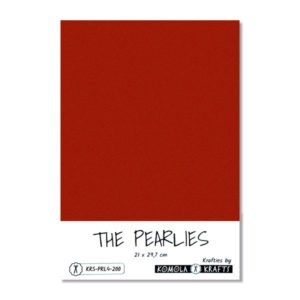 The Pearlies rojo