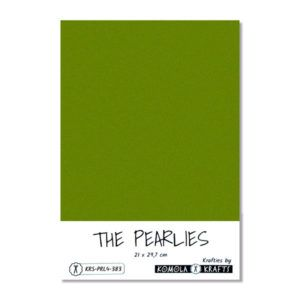 The Pearlies verde manzana