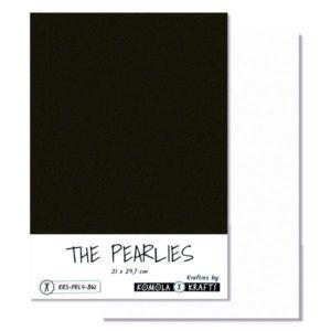 The Pearlies blanco y negro