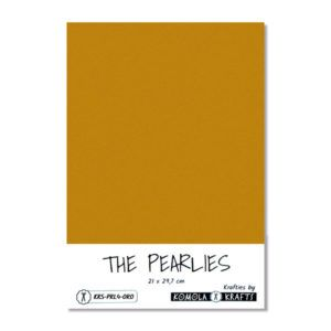 The Pearlies amarillo oro