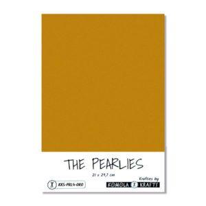 The Pearlies amarillo oro