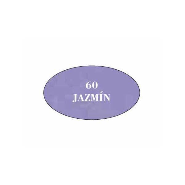 Pintura acrilica mate Jazmin Azul 60
