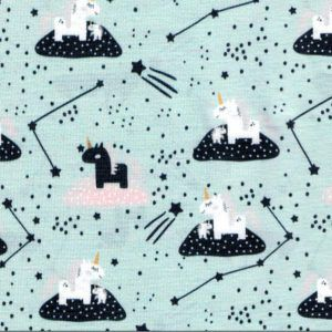 Tela-unicornios-nubes