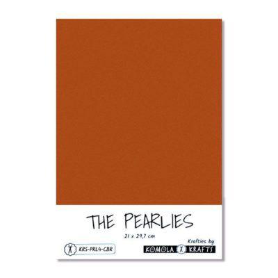 The Pearlies cobre