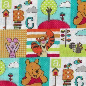 Tela Winnie Pooh