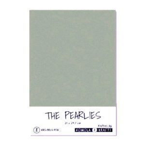 the perlies gris platino