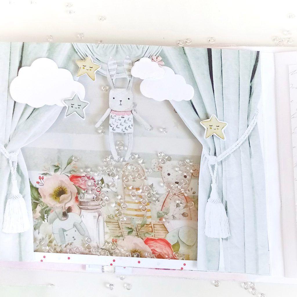 minialbum de bebé