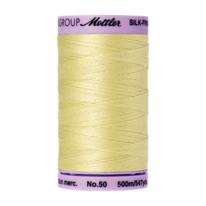 Mettler Silk Finish Cotton G1412