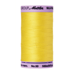 Mettler Silk Finish Cotton G3507