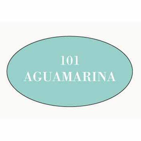 Pintura acrilica mate 101 Agua Marina