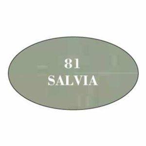 Pintura acrilica mate 81 Salvia
