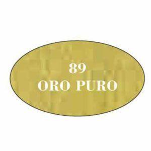 Pintura acrilica mate 89 Oro Puro