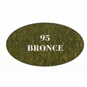 Pintura acrilica mate 95 Bronce