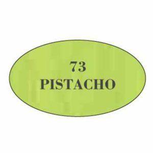 Pintura acrilica mate Pistacho 73
