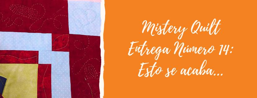 Entrega número 14 del Mistery by Komola