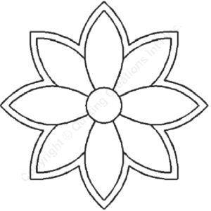 Plantilla-acolchado-flower