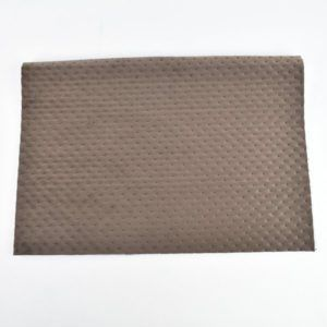 fabric dot color marron