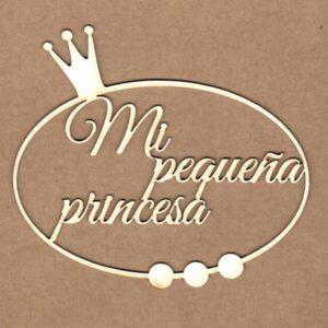 maderita mi pequeña princesa