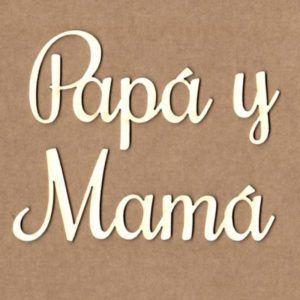 maderita papa y mama