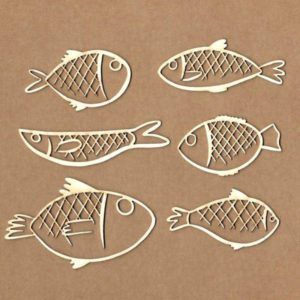 maderitas set de peces