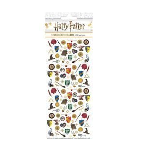mini stickers harry potter
