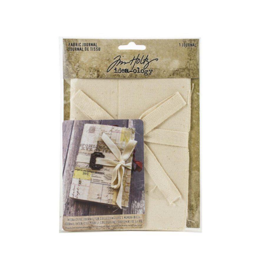 Un pack para hacer un fabric journal