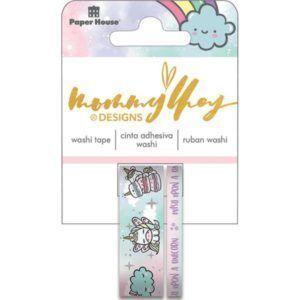washi tape blossom