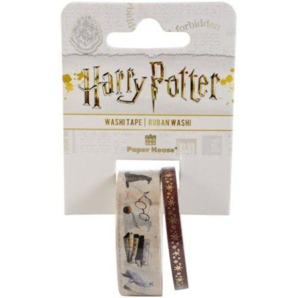 washi tapes harry potter