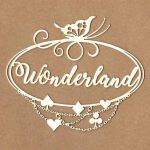 wonderland enmarcado