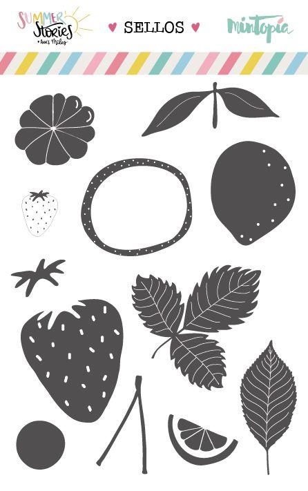 Sellos-Frutas-Summer-Stories
