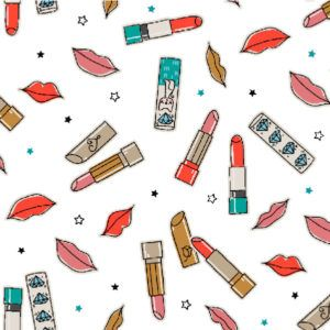 Tela-Lipstick