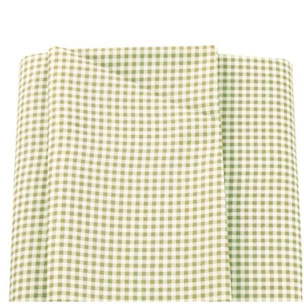 Tela-Vichy-verde-camuflaje