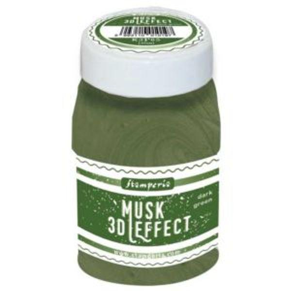 musk 3d effect