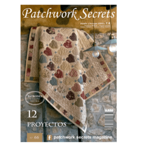revista patchwork secrets