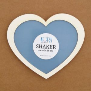 shaker corazon