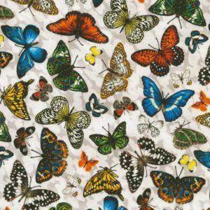 Tela-mariposas