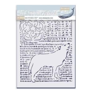 stencil lobo