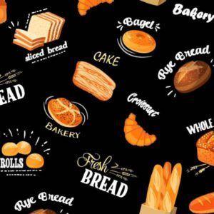 tela panadería
