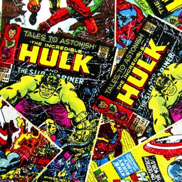 Tela-Comic-Los-Vengadores-d