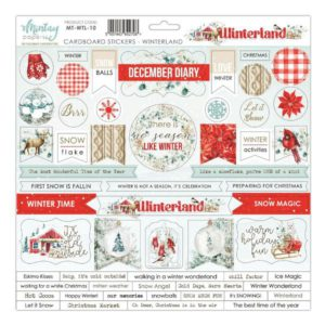 chipboards winterland