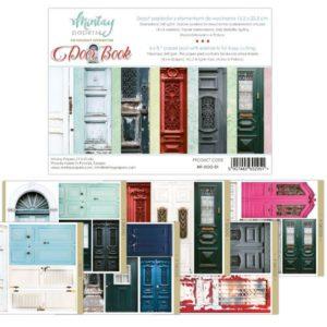 pad de papeles door book