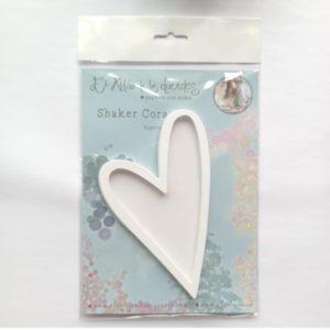 shaker de corazon