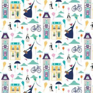 Camelot Fabrics Mary Poppins