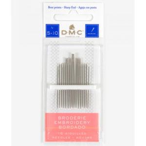 DMC-agujas