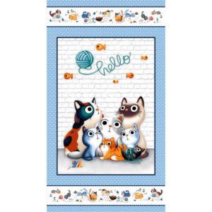 Panel-feline-friends